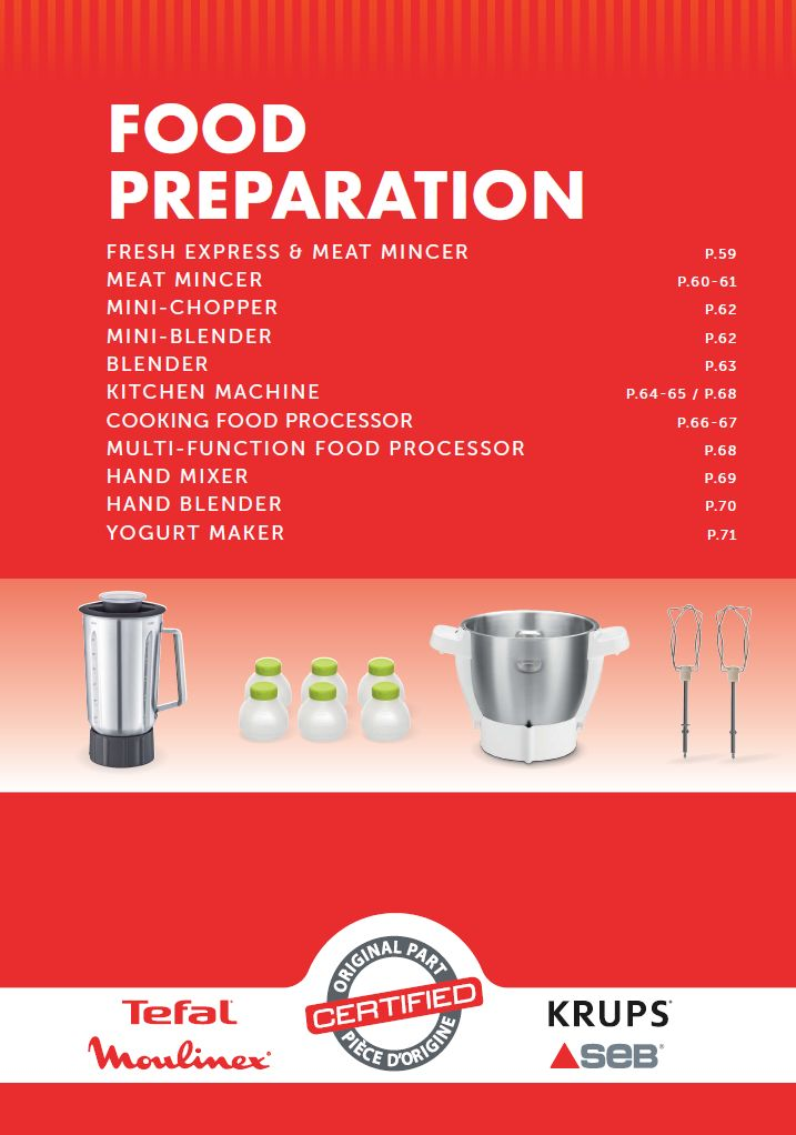 Food Preparation - Priprema hrane